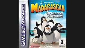 Madagascar : Operation Pingouin