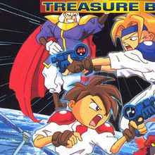 Gunstar Heroes Treasure Box