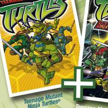 Teenage Mutant Ninja Turtles : Double Pack