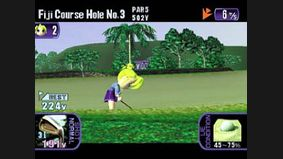 Golf Shiyouyo Adventure Hen
