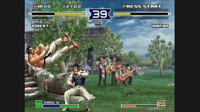 The King of Fighters 2003