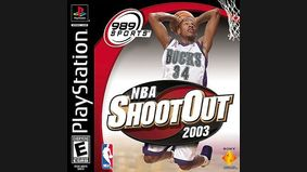 NBA ShootOut 2003