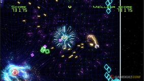 Geometry Wars Evolved