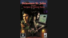 Delaware St. John Vol 1 : The Curse of Midnight Manor