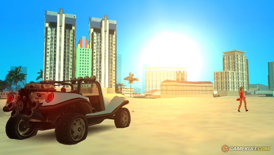 Test Grand Theft Auto : Vice City Stories - PlayStation Portable