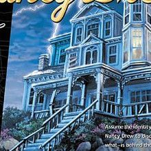 Nancy Drew : Message in a Haunted Mansion