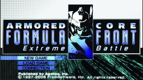 Armored Core : Formula Front - Extreme Battle
