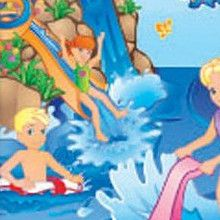 Polly Pocket ! Super Splash Island