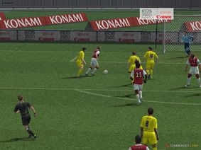 Test Pro Evolution Soccer 6 - PC - Gamekult