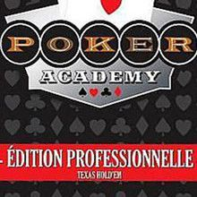 Poker Academy : Edition Professionnelle