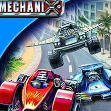 Hot Wheels : Mechanix