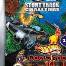 Hot Wheels : Stunt Track Challenge & Hot Wheels World Race