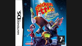 Disney's Chicken Little : Aventures Intergalactiques
