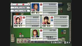 Mahjong Tournament Wii
