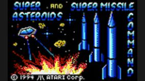 Super Asteroids & Missile Command
