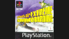 Phat Air Extreme Snowboarding