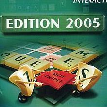 Scrabble Interactive Edition 2005