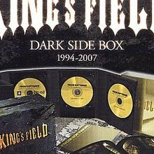 King's Field : Dark Side Box