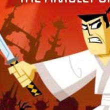 Samurai Jack : The Amulet of Time