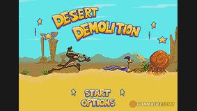 Desert Demolition Starring Road Runner and Wile E. Coyote