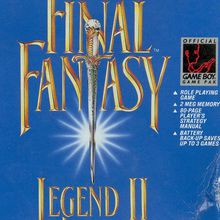 Final Fantasy Legend II - Goddess of Destiny