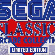 Sega Classics Arcade Collection