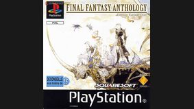Final Fantasy Anthology : Edition Européenne