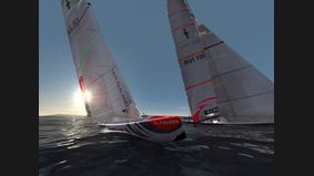 32nd America's Cup : Le jeu