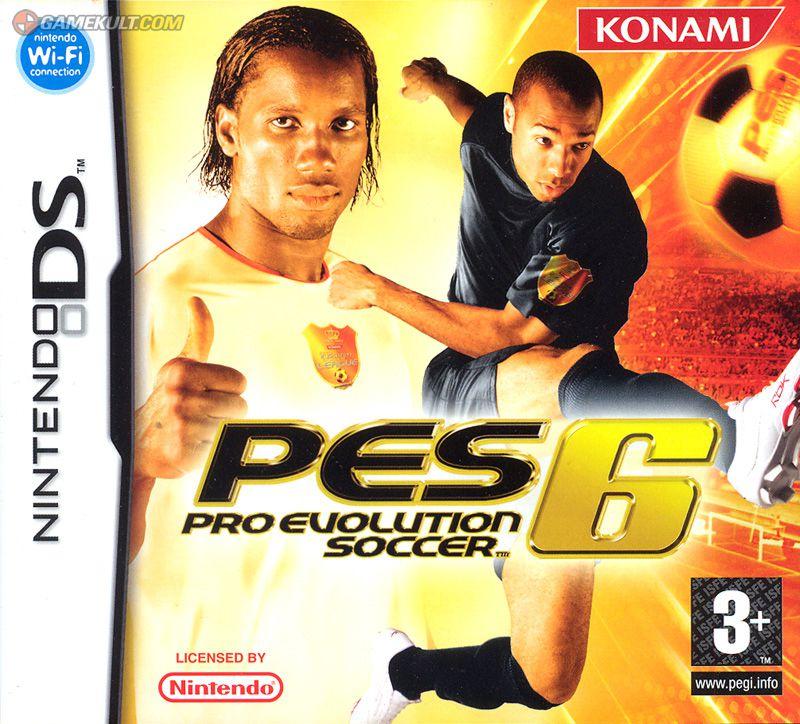 Pro Evolution Soccer 6 - Jeu Sport - Gamekult