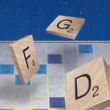 Scrabble : Crossword Game
