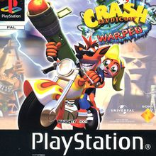 Crash Bandicoot 3 : Warped