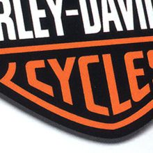 Harley-Davidson Motor Cycles : Race To The Rally