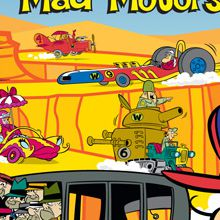 Wacky Races : Hot Motor