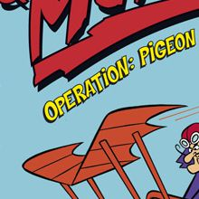 Dastardly & Muttley - Operation : Pigeon Pursuit