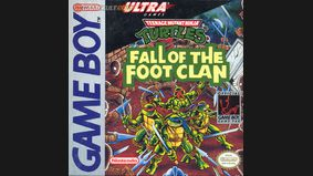 Teenage Mutant HeroTurtles : Fall of the Foot Clan
