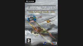 First Eagles : The Great Air War 1918