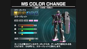 Mobile Suit Gundam 0079 - MS Battle Line 0079 -