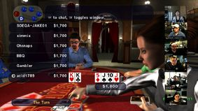 High Stakes On The Vegas Strip : Poker Edition