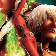 King of Fighters Maximum Impact MIA