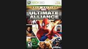 Marvel : Ultimate Alliance Gold Edition