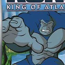 Kong : King of Atlantis