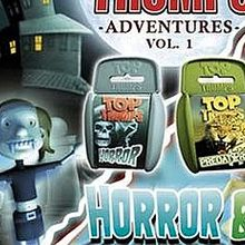 Top Trumps Adventures Vol.1 : Horror & Predators