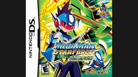Mega Man Starforce Green Dragon