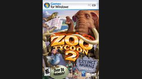 Zoo Tycoon 2 : Animaux Disparus