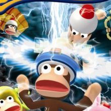 Ape Escape SaruSaru
