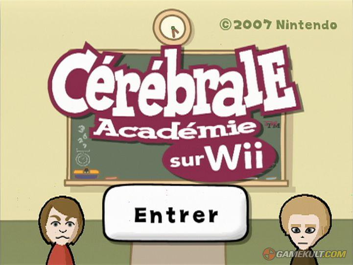 C 233 R 233 Brale Acad 233 Mie Wii Images Du Jeu Sur Nintendo Ds