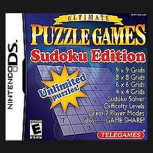 Ultimate Puzzle Games : Sudoku Edition