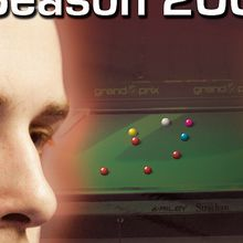 World Snooker Championship Season 2007 - 08