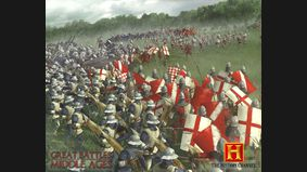 The History Channel : Great Battles of the Middle Ages