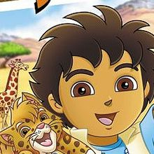 Go Diego Go : Mission Safari